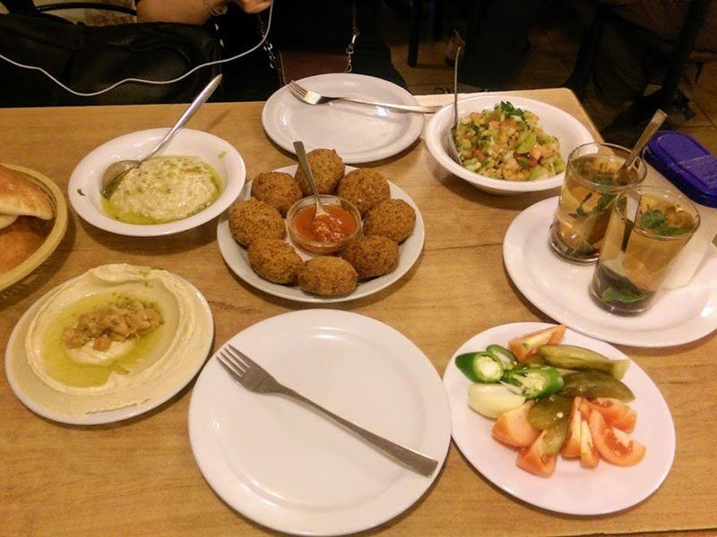 Afteem Falafel