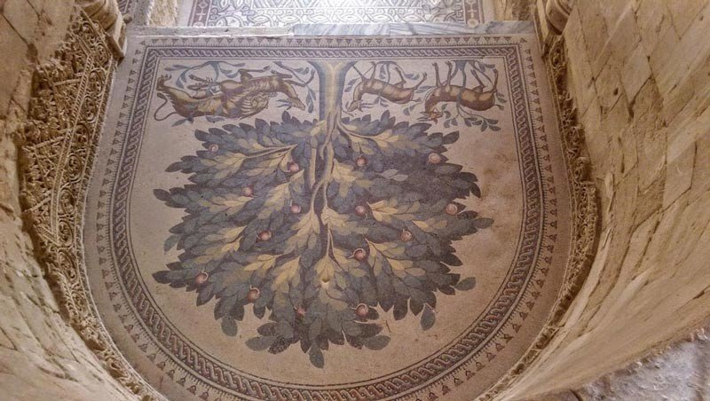 Hisham Palace Jericho Tree of Life
