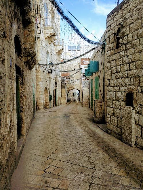 Bethlehem: A World Heritage Site