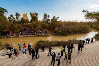 Jordan River Tour