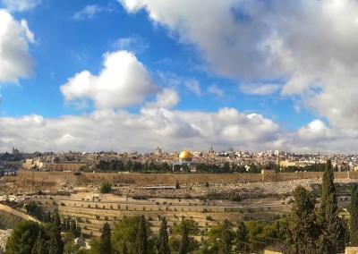 Jerusalem Panorama View