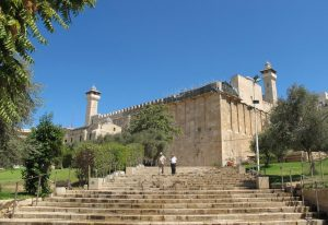 Ibrahimi Mosque in Hebron