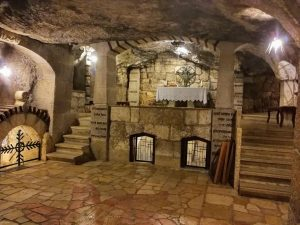 Saint Jerome's' Caves