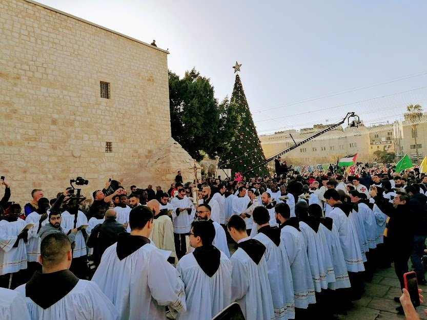 Christmas in Bethlehem a