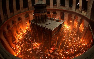 Jerusalem: Holy Week, the Holy Sepulchre and the Holy Fire